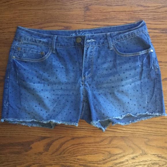 Faded Glory Pants - Women's size 12 shorts.